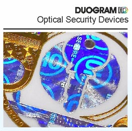 Duogram holographic protection