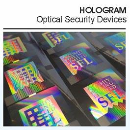 ホログラムセキュリティデバイス
