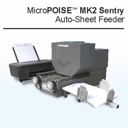 MicroPOISE auto sheet feeder