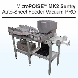 micropoise sheet feeder vacuum pro